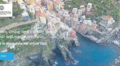 VIRTUAL TOUR del Sito UNESCO 'Porto Venere, Cinque Terre e Isole (Palmaria, Tino e Tinetto)