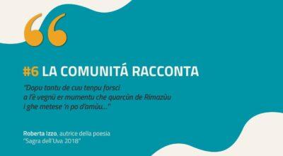 #6 LA COMUNITÀ RACCONTA