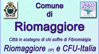 Riomaggiore in sostegno di chi soffre di Fibromialgia