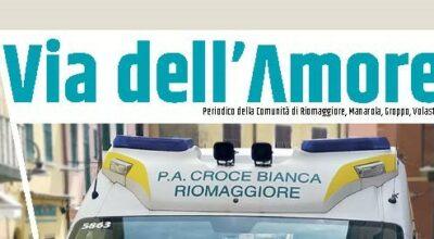 E' online il giornale del Comune di Riomaggiore di Maggio!