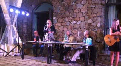 """Presentazione libro """"CON LE SPALLE AL MARE """" di Doriano Franceschetti"""